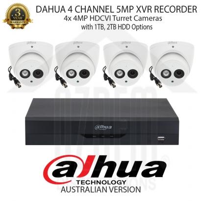 Dahua XVR Kits