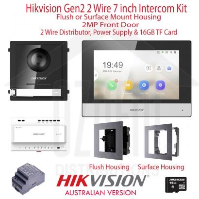 Hikvision Intercoms
