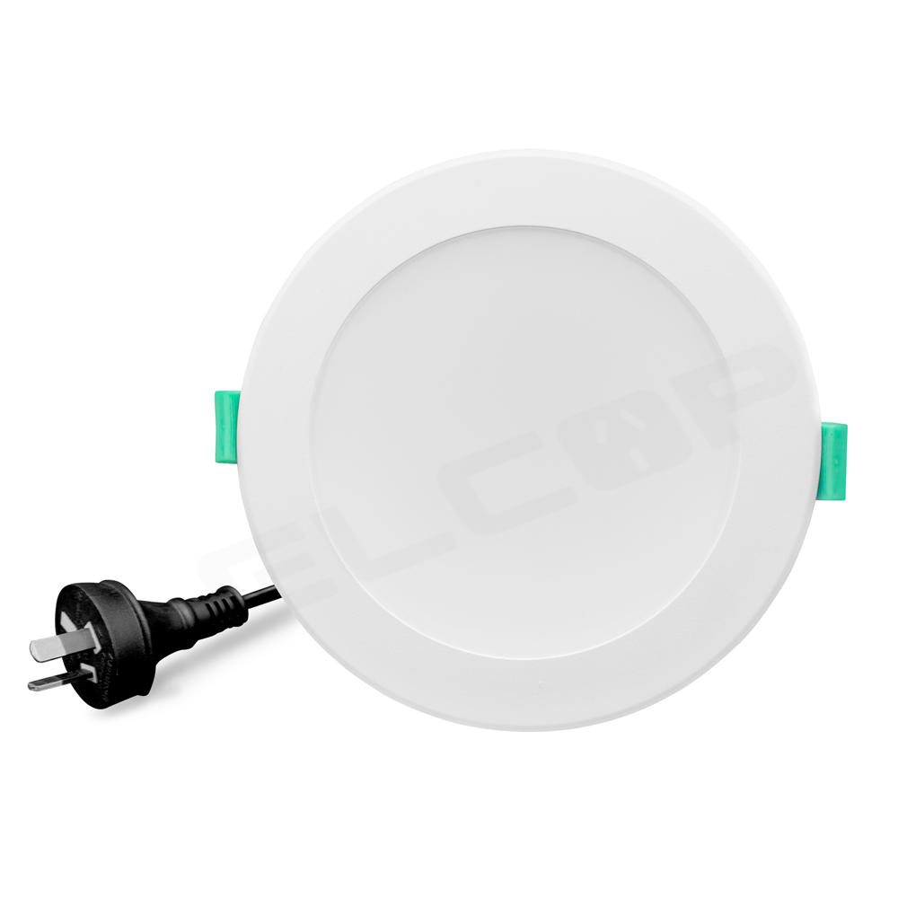 15W White Dimmable CCT SMD LED Downlight Kit 110mm-120mm Cutout
