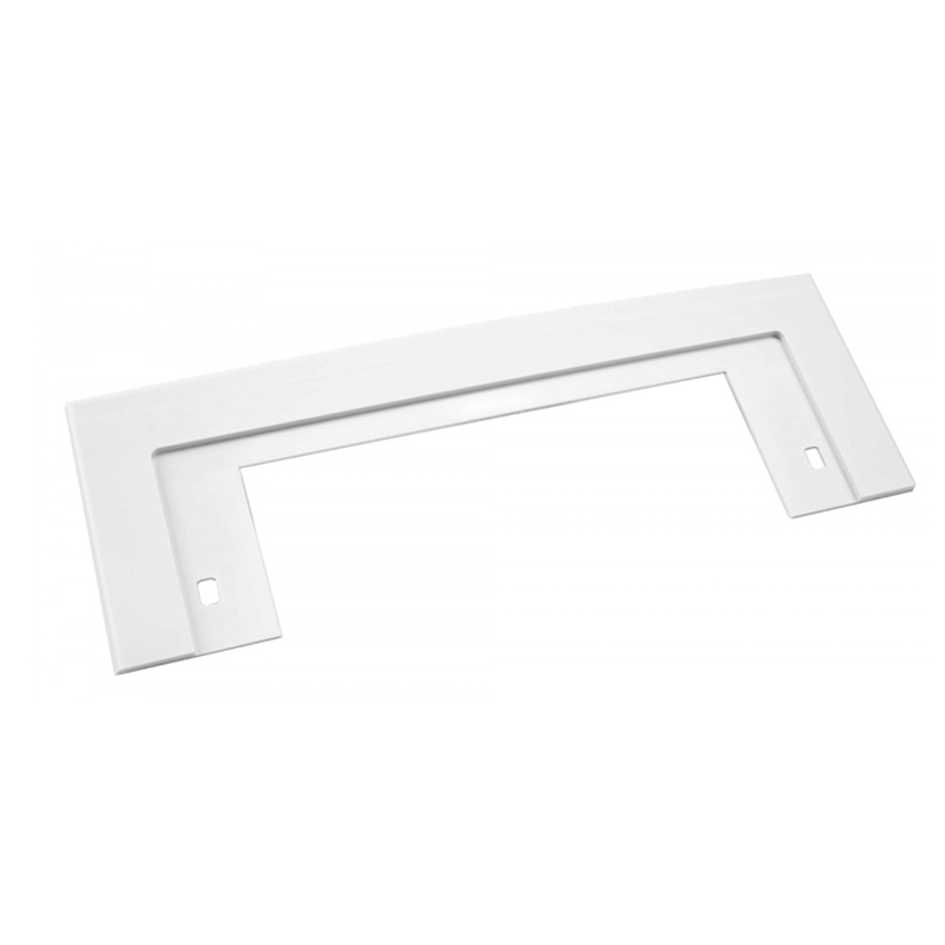 CanSweep White Trim Plate