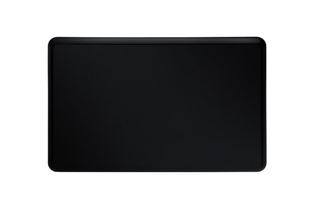 Blank Plate | C2 Series | Black