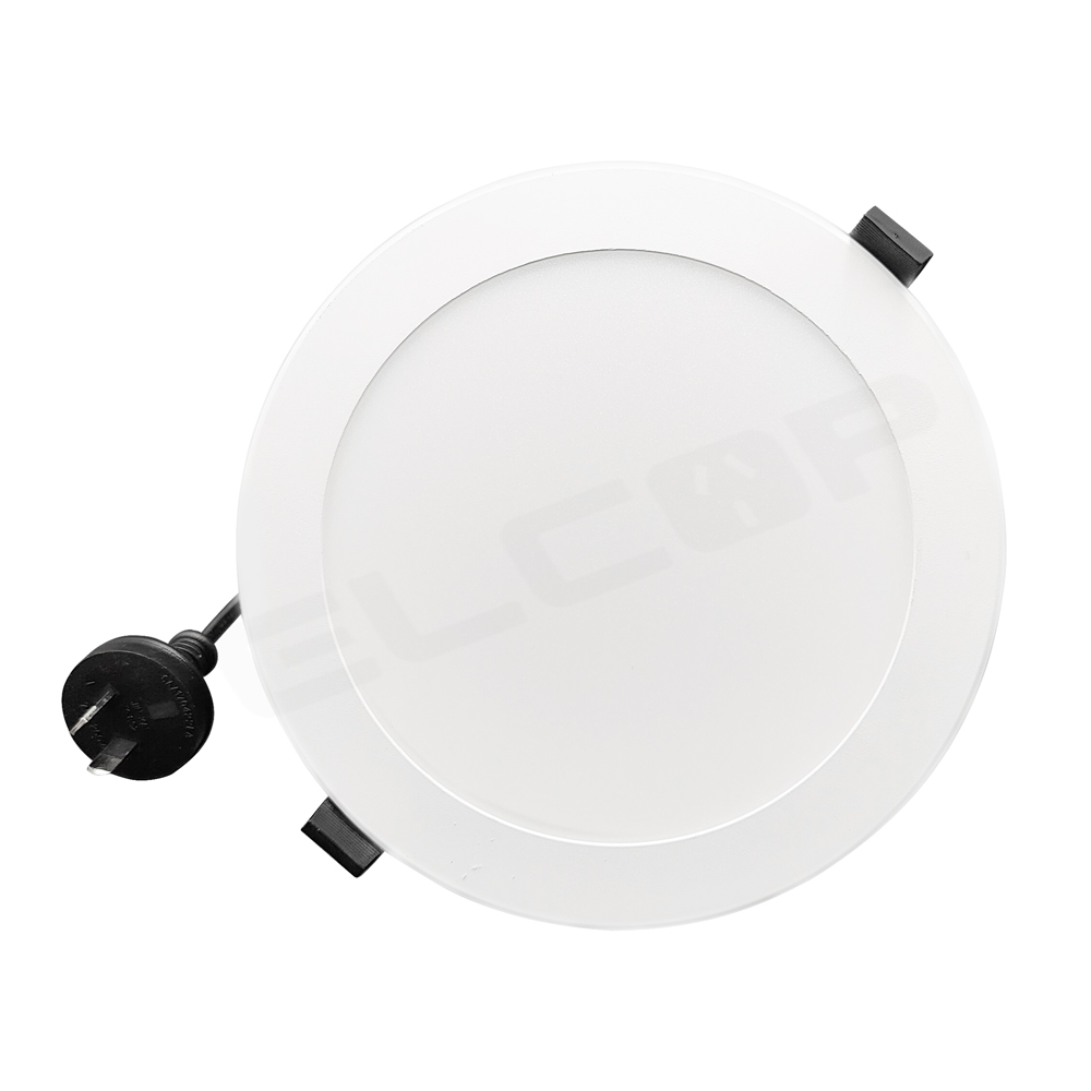 30W White Dimmable CCT SMD LED Downlight Kit 150mm-160mm Cutout