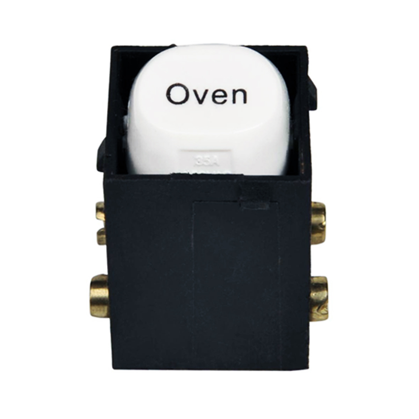 35A Oven Double Pole Switch Mechanism
