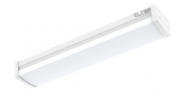 4FT 40W 5000K SMD LED with Opal Diffuser | Cool White 5000K