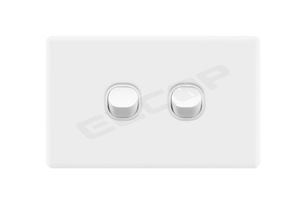 Double Gang Switch | C2 Series