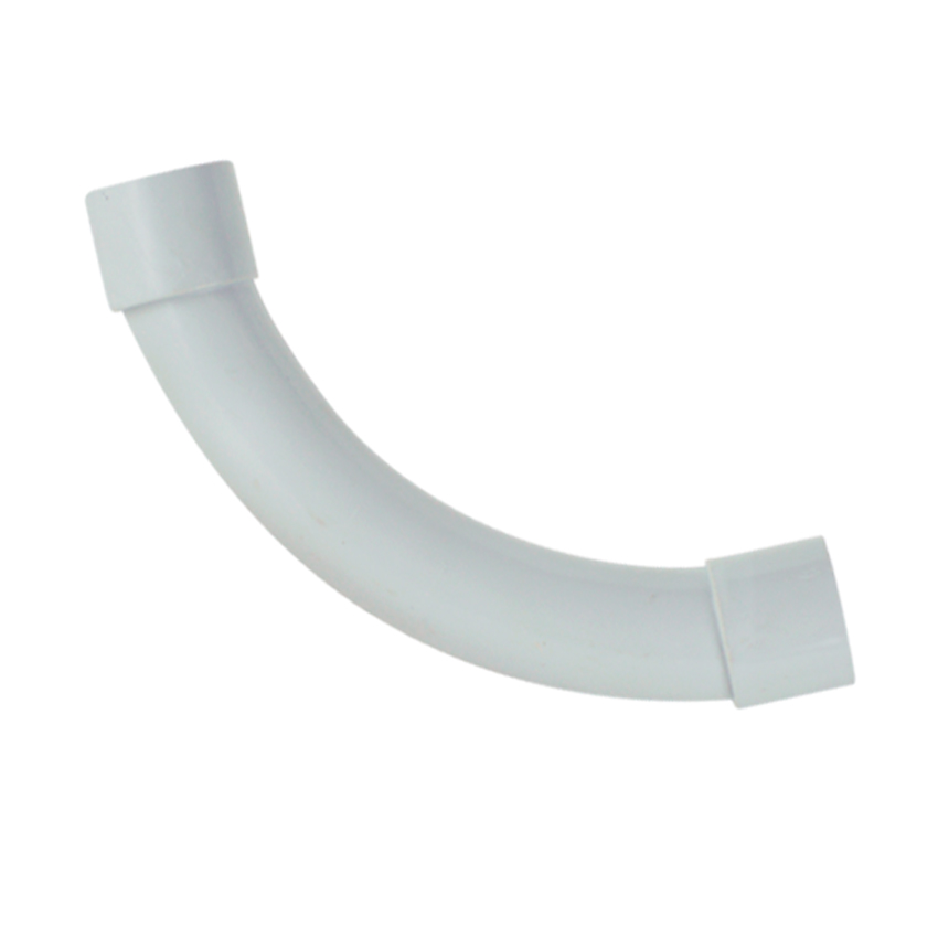 32MM Long Solid Elbow