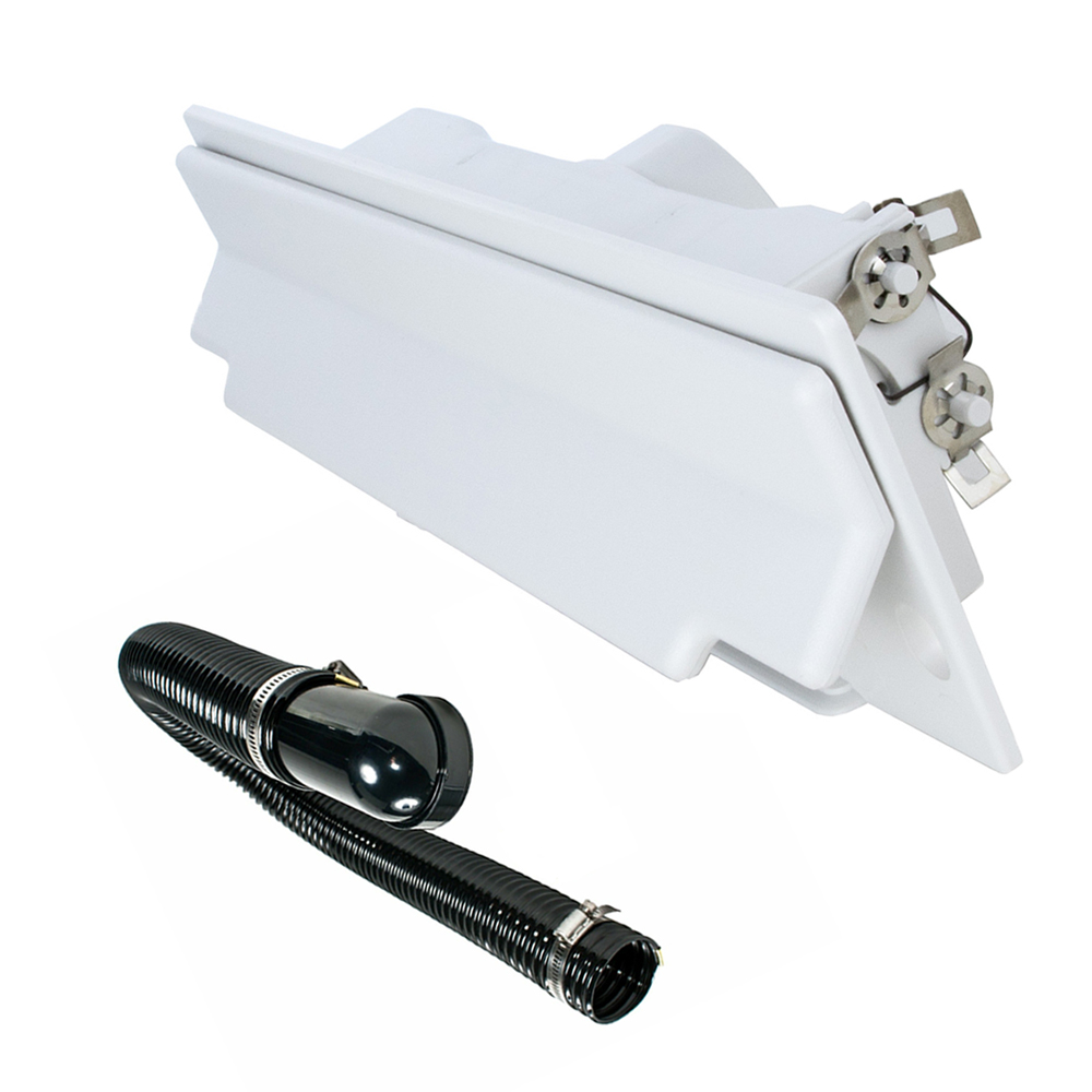 CanSweep White Install Kit