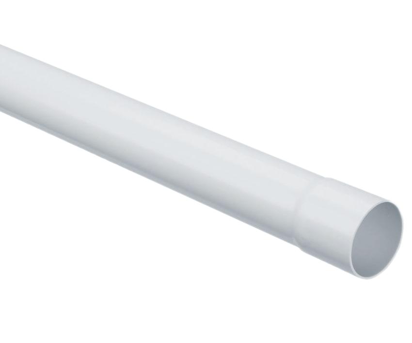 4M Ducted Vacuum Pipe