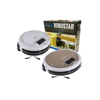 Cleanstar Robostar Robotic Vacuum Cleaner With UV Sterilisation & Water Tank