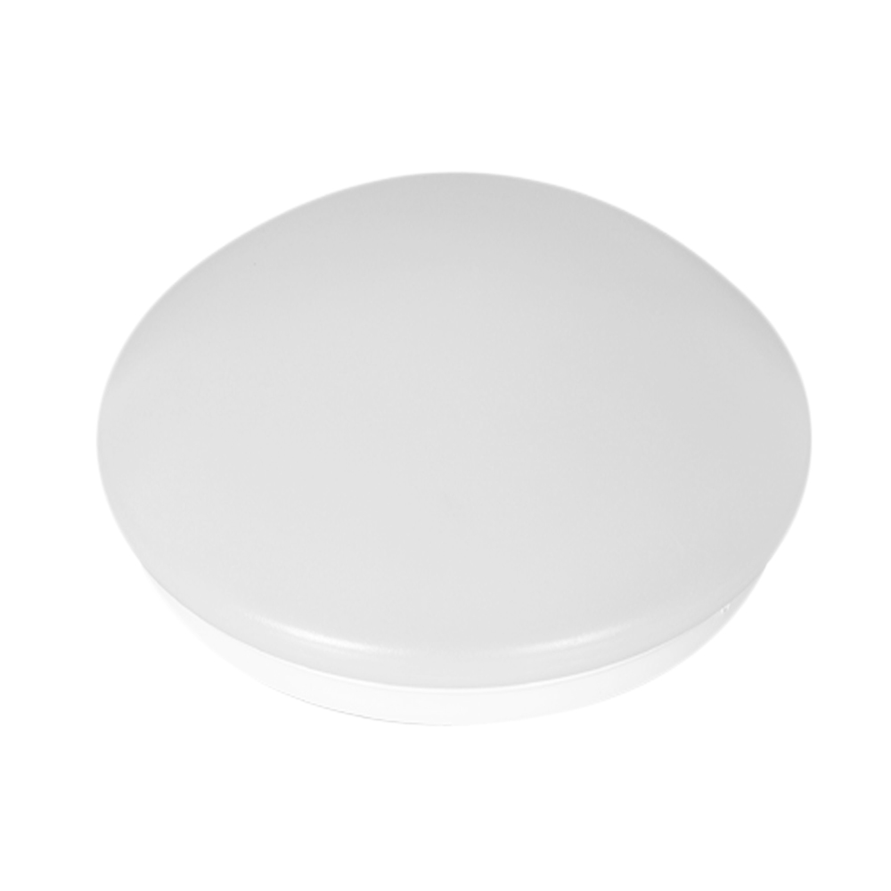 24W Round Tri Color LED Ceiling Oyster Light | 380 mm
