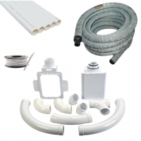 Hide a Hose 1 Point Installation Kit- 15M Hose