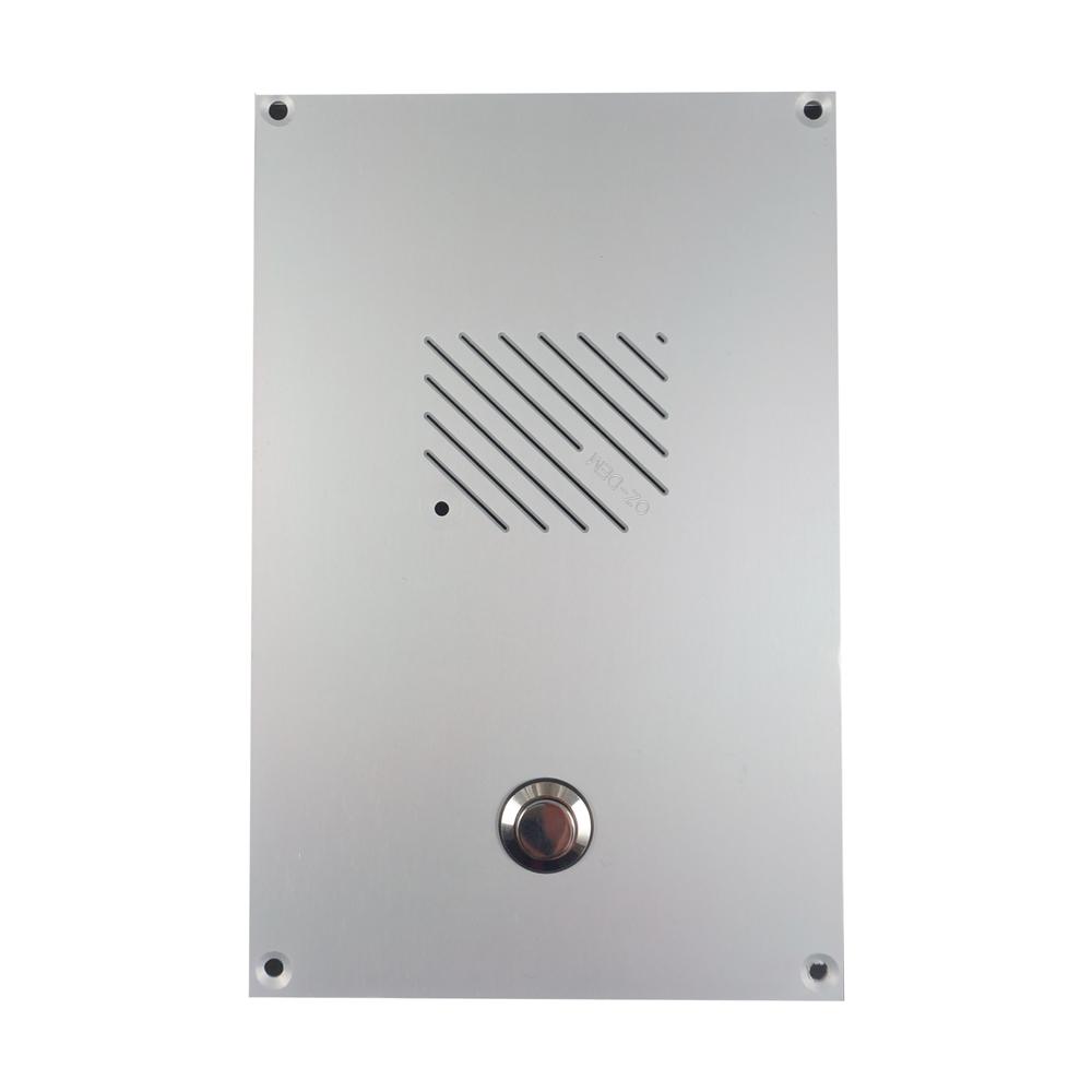 Ozdem Audio Intercom Front Door Plate for Audio Kit