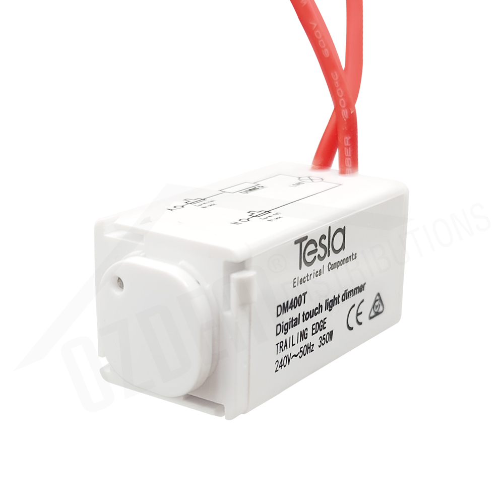 2 in 1 Light & Trailing Edge Touch Dimmer Switch