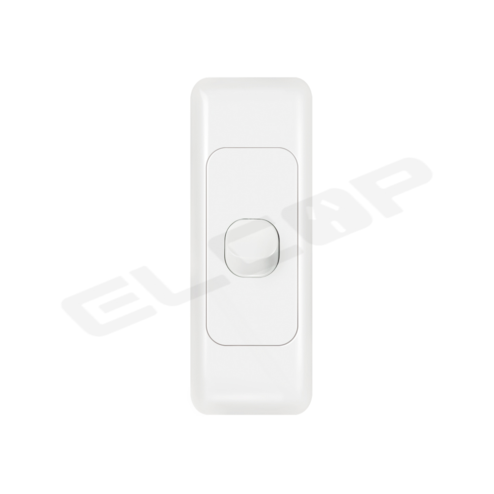 Single Gang Architrave Switch   A3 Series