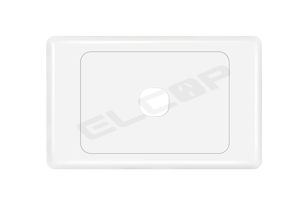 1 Gang Switch Plate | A3 Series