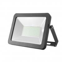 30W Slim Line SMD LED Floodlight in Black | Elcop