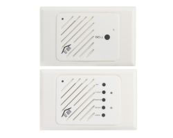 Audio Intercom Kit | White | Ozdem