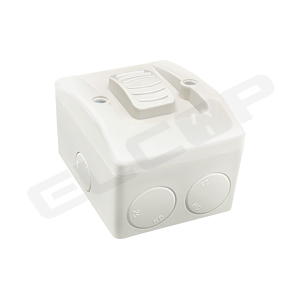 1 Gang Weather Proof Switch