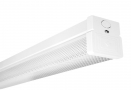 1X 18W LED Tube with Diffuser