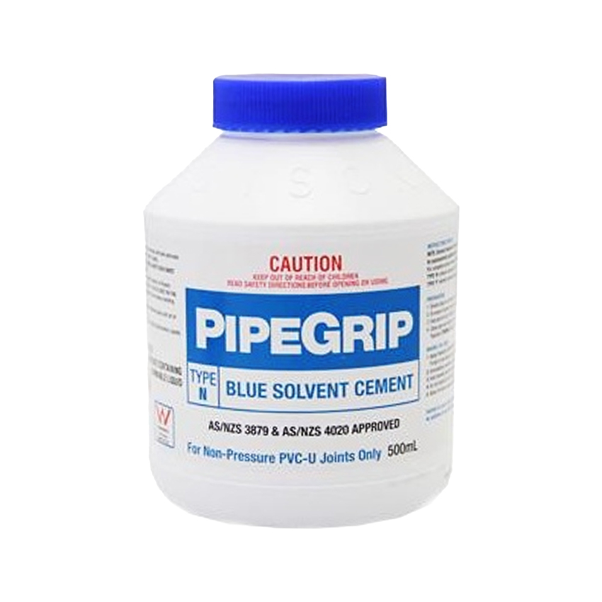PipeGrip PVC Solvent Glue 125ML