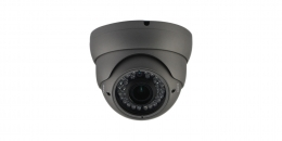 2MP Full HD Diamond Series 2.8-12MM Vari-Focal Dome Type Camera for AHD (Metallic Color)