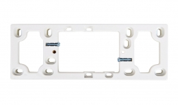4 Gang Power Point Mounting Plate   Elcop
