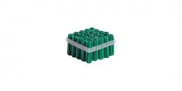 6mm Green Wall Plugs (50pcs)