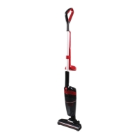 Cleanstar Stellar 2-in-1 Rechargeable Stickvac - 25.2V
