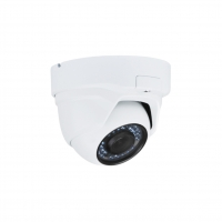 2MP Full HD Sony Sensor 1080P, IP66 Dome Camera with Built in Deep Base in Pure White for AHD Diamond Series