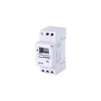 15A Weekly Programmable Digital Time Switch (Dinrail Mount)