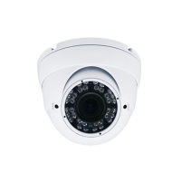5.0MP 3.6mm Fixed 5 in 1 HD Metal IR Dome Camera with UTC/OSD Function