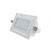 40W SMD LED Rectangular Shop Light. Supplied with Dimmable LED Driver