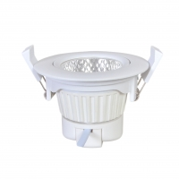 12W Dimmable LED COB Gimble/ Adjustable LED Downlight