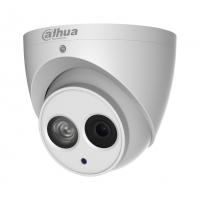 Dahua IP 6MP Eyeball 2.8mm Metal Dome Turret, WDR, 50m IR, Built-in Mic Camera (POE)
