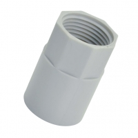 25MM Plain To Screw Coupling