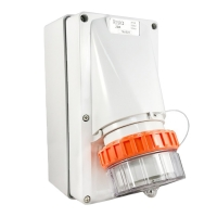 5 PIN 20A Appliance Inlet 500V AC IP66
