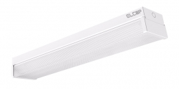 4FT 2 X Double LED 36W Diffused Batten | 5500K Cool White